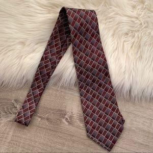 Platinum Design men's tie